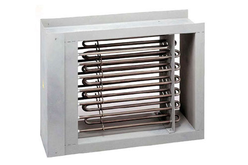 Industrial Duct Heaters : Air duct industrial heaters manufacturers supplier in india